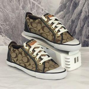 Coach Barrett shoes size 6,5